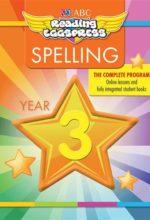 spelling yr 3
