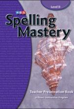 Spelling Mastery level d