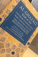 Ghzali-the Book of Kowledge